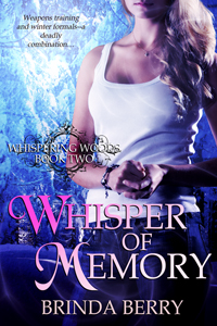 Whisper of Memory cover